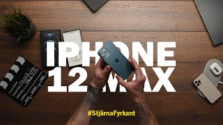 Unboxing – iPhone 12 Pro Max (Blue)