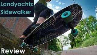 Landyachtz Sidewalker - Günstiges Allround-Longboard für Anfänger und Fortgeschrittene   Review