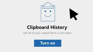 How to Enable, View or Clear Clipboard History on Windows 10