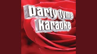 Rags To Riches (Made Popular By Barry Manilow) (Karaoke Version)
