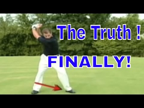 Golf Lesson – Powering the Golf Swing – Technique # 3