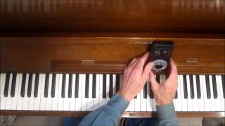 "How to Swing-""Yardbird Suite"", Lesson on Rhythm & Time, w/ Metronome"