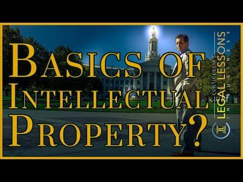 Intellectual Property Basics