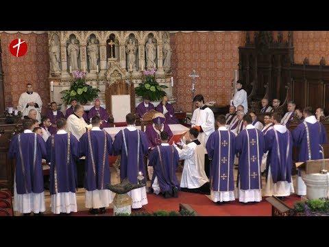 Đakonsko ređenje u sarajevskoj katedrali Srca Isusova