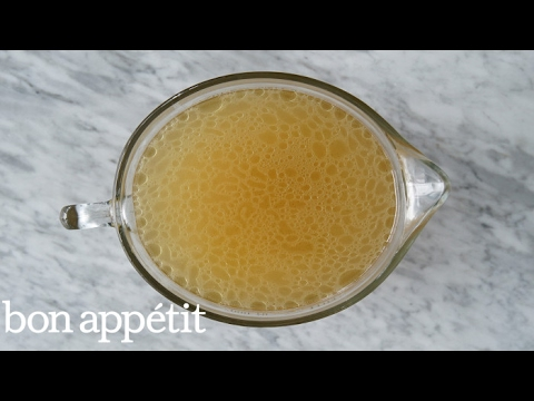 Make Chicken Broth In 30 Minutes Using A Pressure Cooker