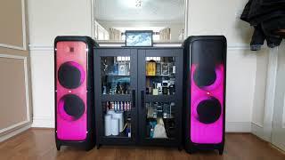 jbl partybox 200 bass test - TH-Clip