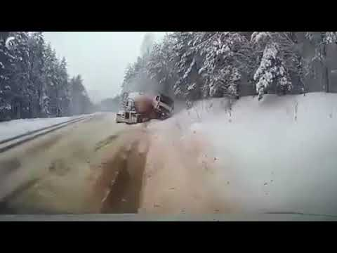 Ultimate Winter Retarded Drivers Fails !!!...