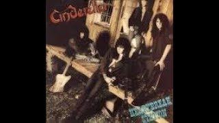 Cinderella - Sick For The Cure