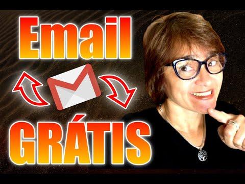 Como CRIAR Um Email  Criar Email No GMAIL   Grtis