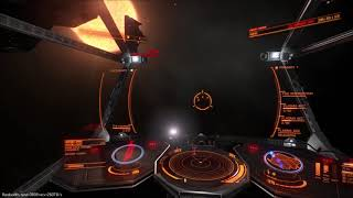 Elite: Dangerous 3 1 - First Duel in the Krait - Most