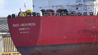 video: 'I need immediate assistance': Listen to oil tanker captain mayday for help