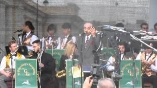 Саксофоны Санкт-Петербурга - Intro / My Melancholy Baby / Pennies from Heaven (2013)
