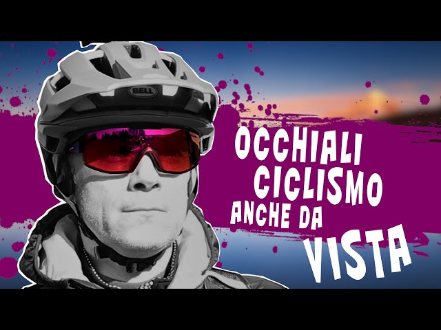 OCCHIALI CICLISMO MTB OUTDOOR anche da VISTA con GIVE AWAY | MTBT