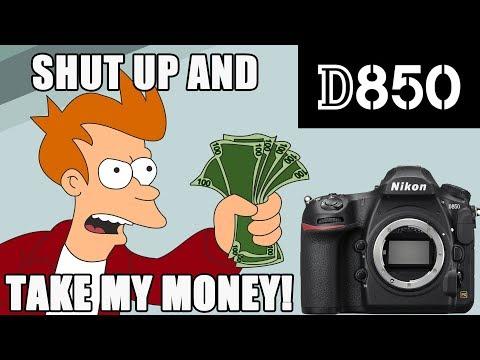 Nikon D850 vs D810 - My pre-order is in!