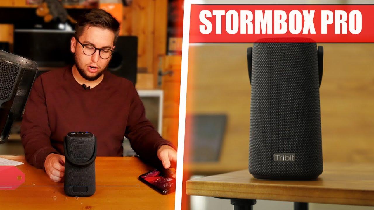 Tribit stormbox pro   La Meilleur enceinte Bluetooth 2021