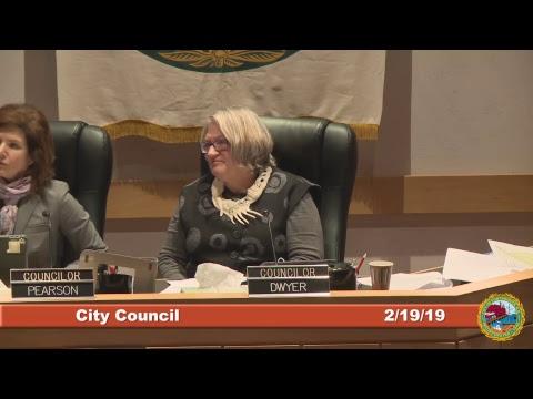 City Council 2.19.2019