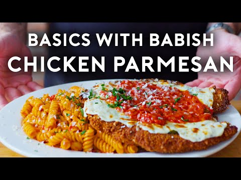 Chicken Parmesan | Basics with Babish