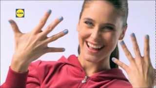 Reklama Lidl  - Domáci odev a manikúra  - od 12. 11