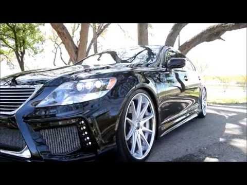 Vip lexus Ls 600 hL | Rohana wheels