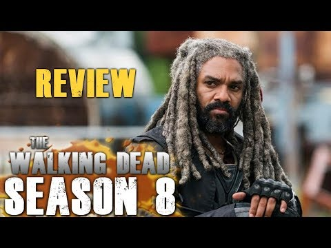 The Walking Dead Season 8 Episode 4 - Some Guy - Video Review!