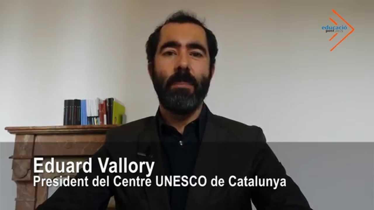 Els objectius de Catalunya en l'agenda educativa post 2015