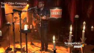 City and Colour - Comin' Home - Live @ The Orange Lounge