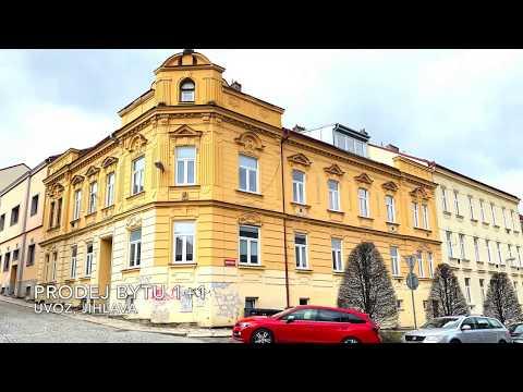 Video Prodej bytu 1+kk v osobním vlastnictví 24 m², Jihlava