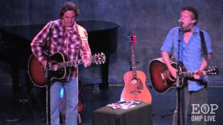 """Steve Forbert Duo """"Good Planets Are Hard To Find"""" @ Eddie Owen Presents"""