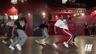 Chris Brown Ft. Drake   No Guidance | Choreo By King Mosi