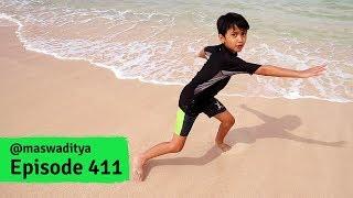 Ombaknya Gede! - Asoy Dulu di Pantai Watu Karung Pacitan