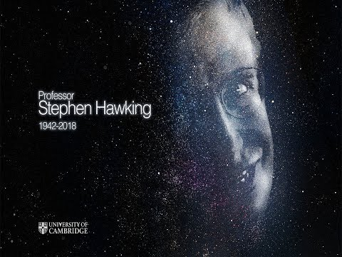 A Tribute to Professor Stephen Hawking