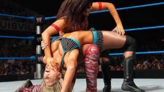 SmackDown: Chris Masters & Kelly Kelly vs.  Barreta & Layla