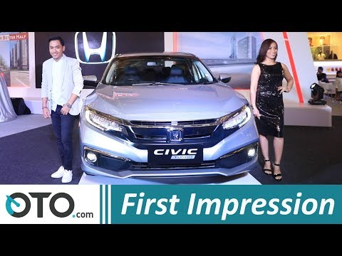 Honda Civic Turbo 2019 | First Impression | Harga Naik, Ini Ubahannya | OTO.com