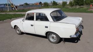 1984 Moskvich 412 Review