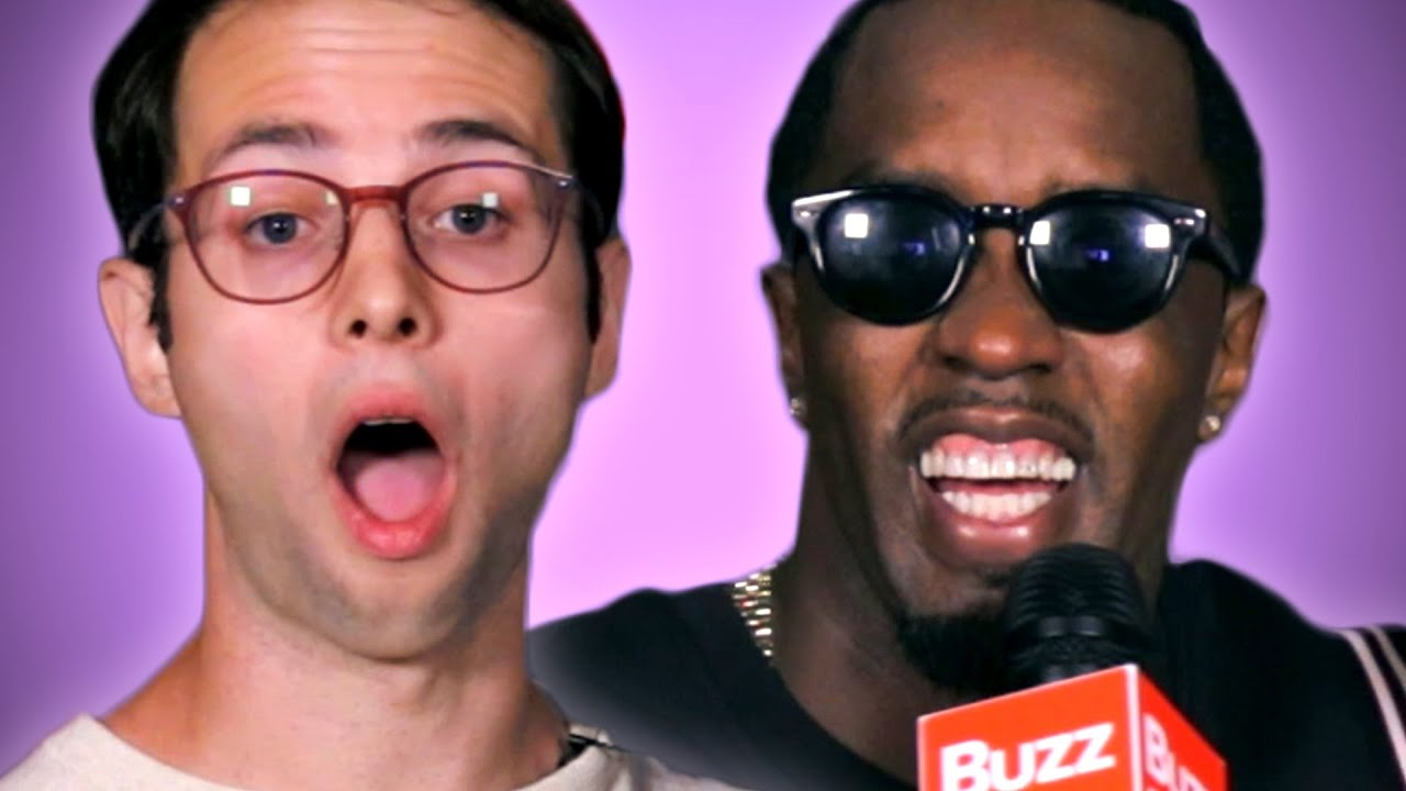 Celebs Taste Test Puff Daddy Vodka thumbnail