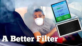Best Air Filter for the Tesla Model 3