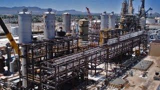 Industrial Pipe Bridge Design & Manufacturing