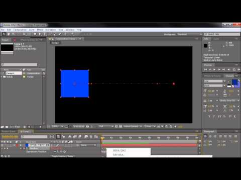 After Effects Tutorial: Loop/Cycle Expression -HD-
