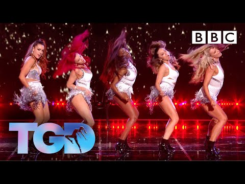 Fans go wild for Strictly professionals and TGD dance captains!  - The Greatest Dancer | LIVE