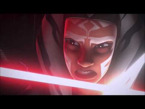 Star Wars Rebels: Ahsoka vs Vader and Ashoka's Death? HD