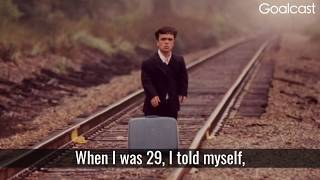 Peter Dinklage Left Data Processing At 29 For Acting | Motivational Speech