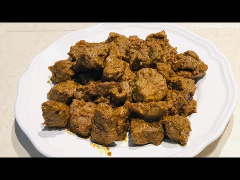 HOW TO COOK SOFT MUTTON MEAT | MUTTON MEAT RECIPE.
