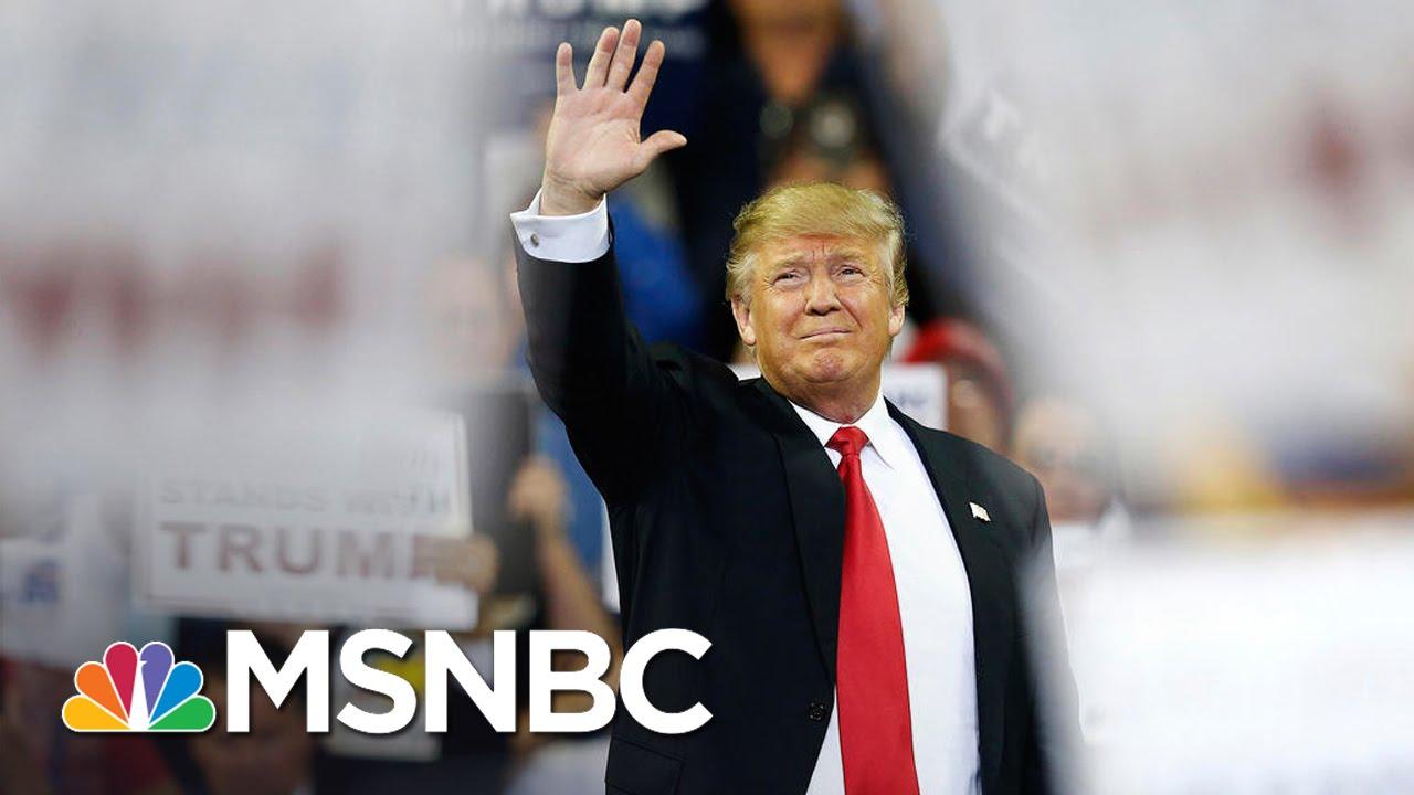 Donald Trump: Those Aren't Nazi Salutes At My Rallies | Morning Joe | MSNBC thumbnail