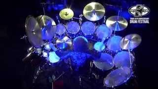 TAMA 40th Anniversary Drum Festival - Simon Phillips, Part 4