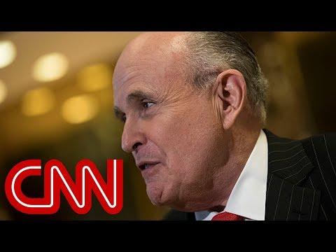 Sources: Giuliani met with Mueller