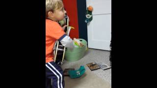 Drive By Truckers Daddy's Cup littlest fans guitar solo