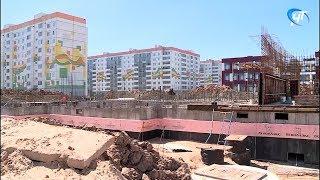 Ураза-Байрам: мэр Великого Новгорода не нашел рабочих на стройплощадке детского сада в «Ивушках»