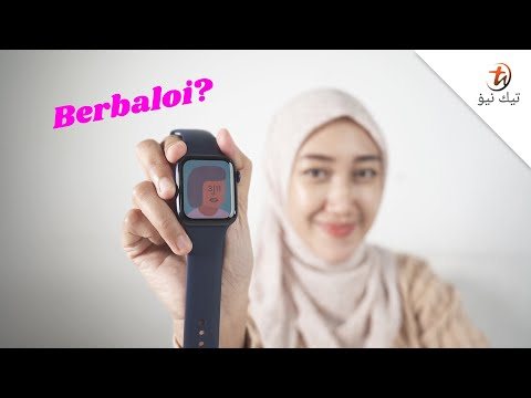 Bagus sangat ke Apple Watch baru ni? - Unboxing Apple Watch Series 6