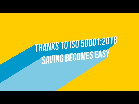 The 4 key points of ISO 50001:2018 standard - YouTube