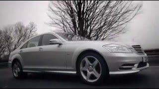 Mercedes-Benz S-Class W221 Official Trailer